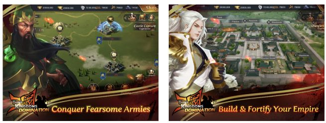 Three Kingdoms Domination wiki