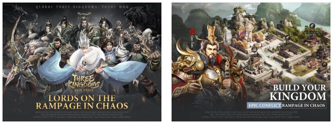 Three Kingdoms Raja Chaos hack
