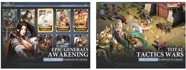 Three Kingdoms Raja Chaos wiki