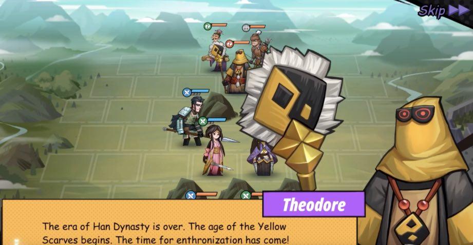 Three Kingdoms Tactics wiki