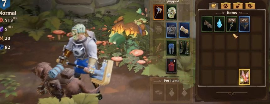 Torchlight Frontiers tutorial