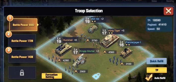 Ultimate Tanks tips