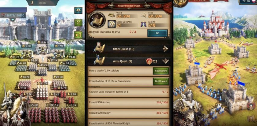 War and Order Chaos tutorial