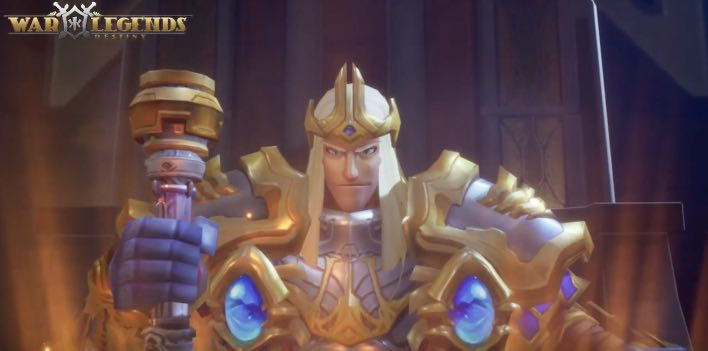War Legends Destiny tips
