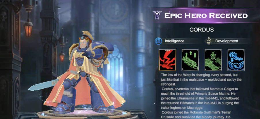 Warhammer 40000 Lost Crusade wiki