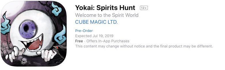Yokai Spirits Hunt hack
