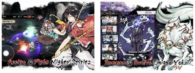 Yokai Spirits Hunt wiki