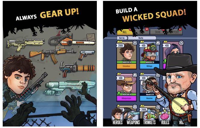 Zombieland Double Tapper wiki