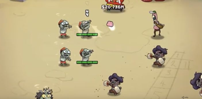Zombie Friends Idle hack