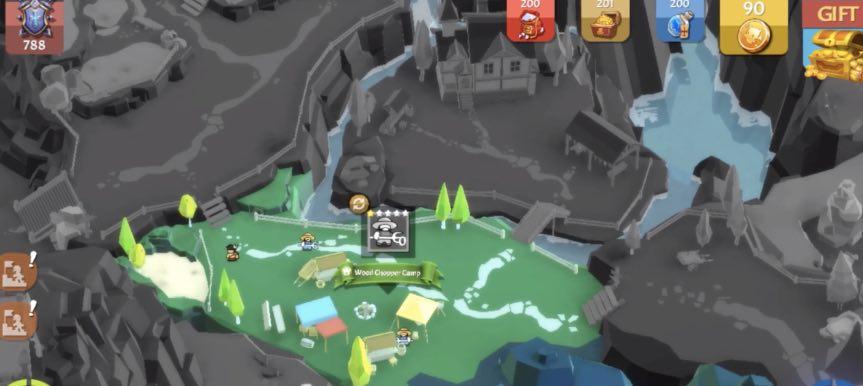Alchemy War tutorial