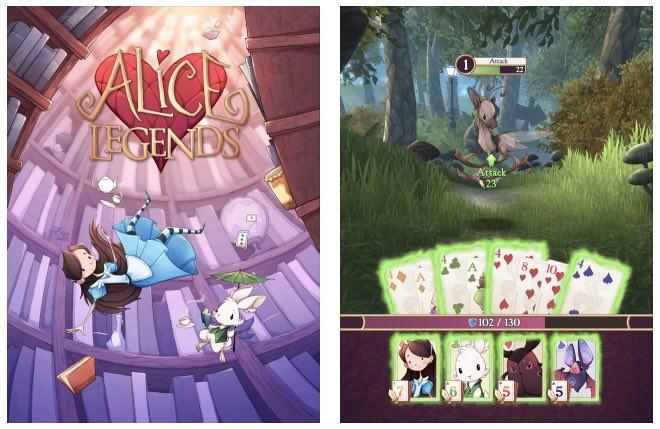 Alice Legends tips