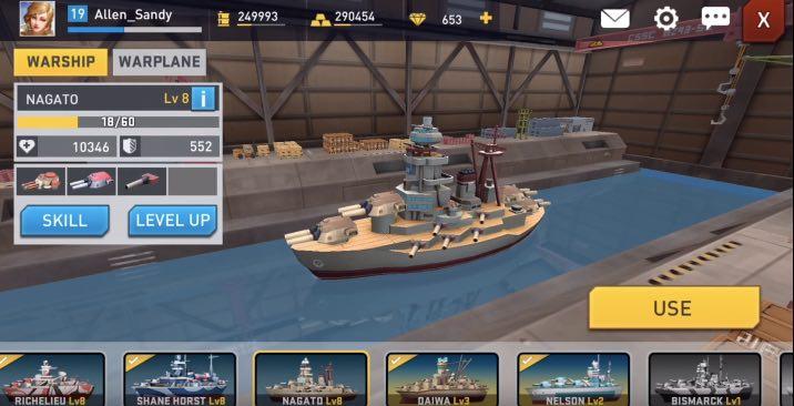 Battleship Clash2 hack
