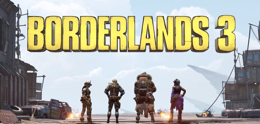 Borderlands 3 hack month card