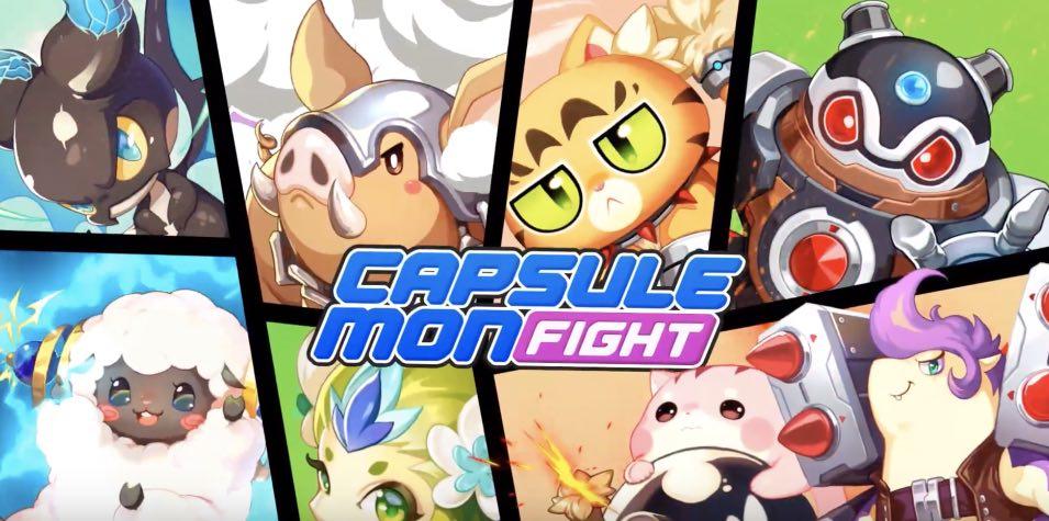Capsulemon Fight hack