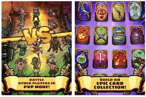Card Battle Kingdom hack month card