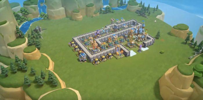 Castle Clash New Dawn hack