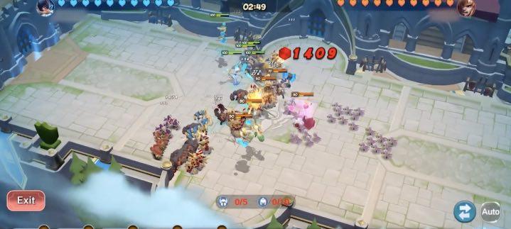 Castle Clash New Dawn tips