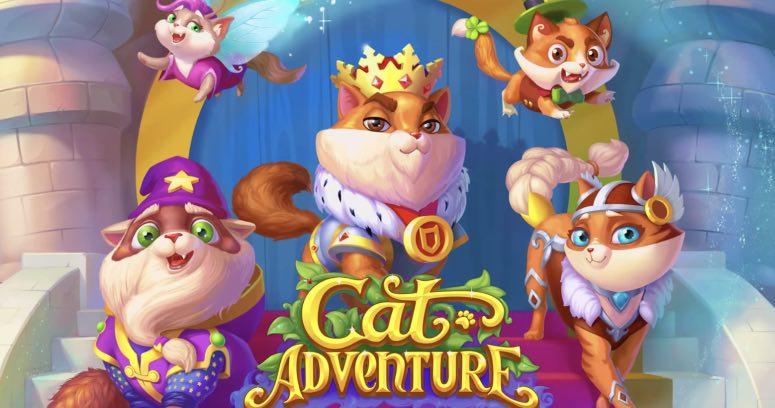 Cat Adventure Magic Kingdom hack