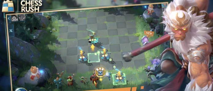 Chess Rush tutorial