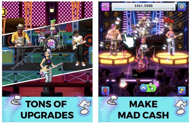 Concert Kings Idle Music hack