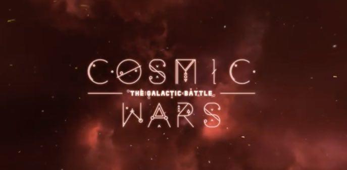 COSMIC WARS hack