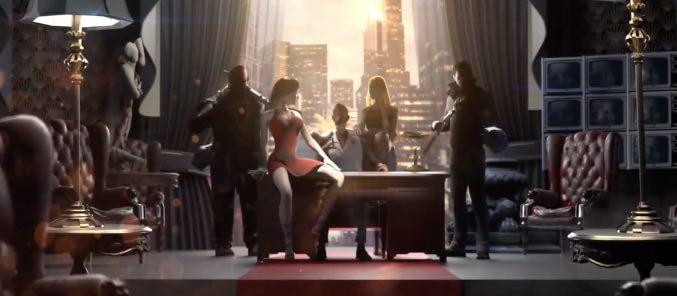 Crime Kings mafia city hack