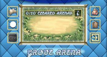Crystal Soul Arena wiki