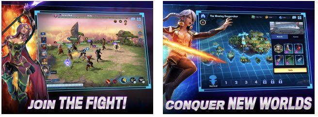 Crystalborne Heroes of Fate hack