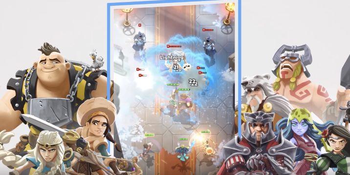 Darkfire Heroes hack
