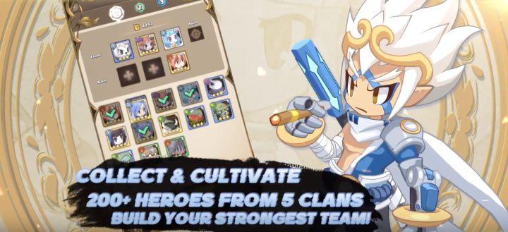Defender Legends tips