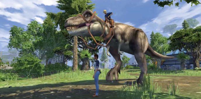 Dino Tamers wiki