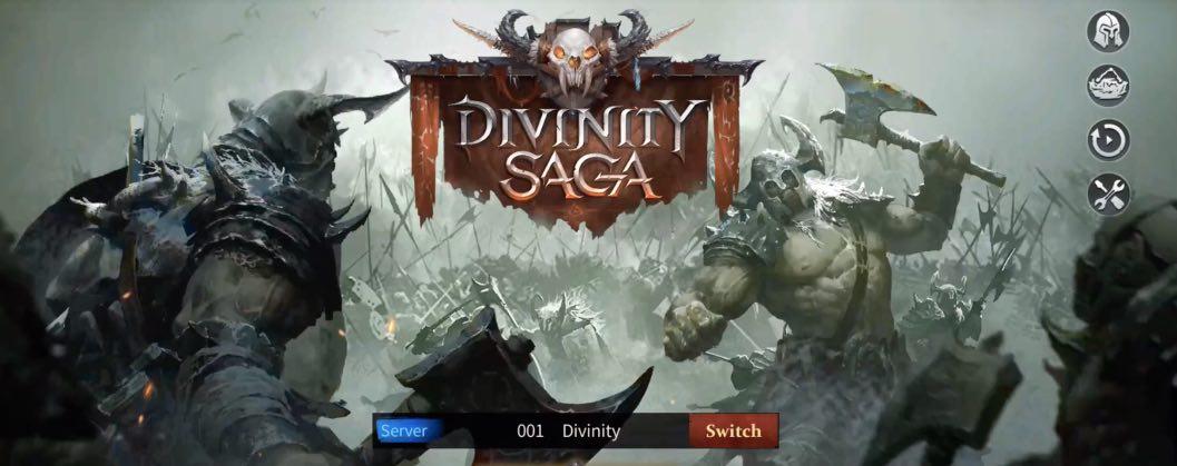 Divinity Saga hack