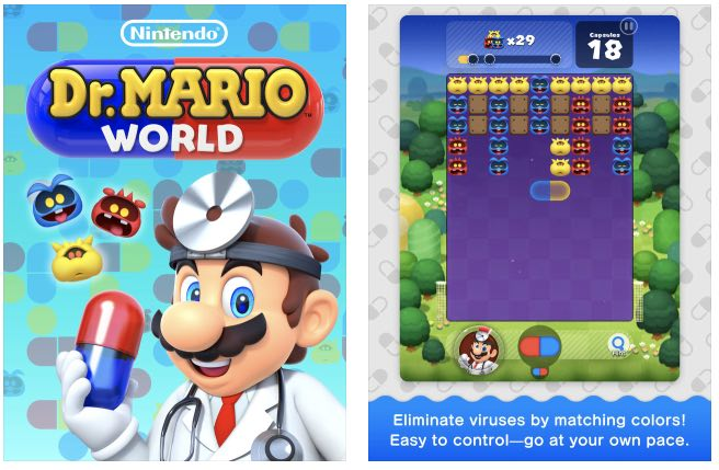 Dr. Mario World hack