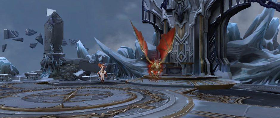 Dragonborn Knight tips to repair