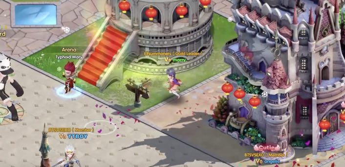 Elf Wars Magical Power hack