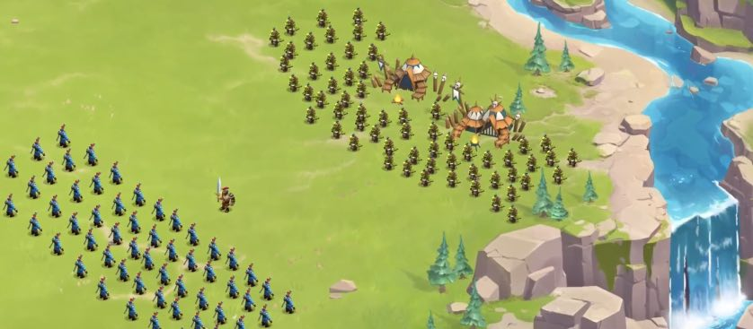 Empire Age of Knights tutorial