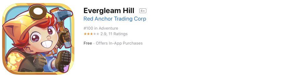 Evergleam Hill hack