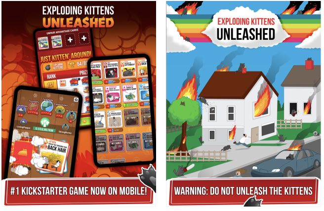 Exploding Kittens Unleashed wiki