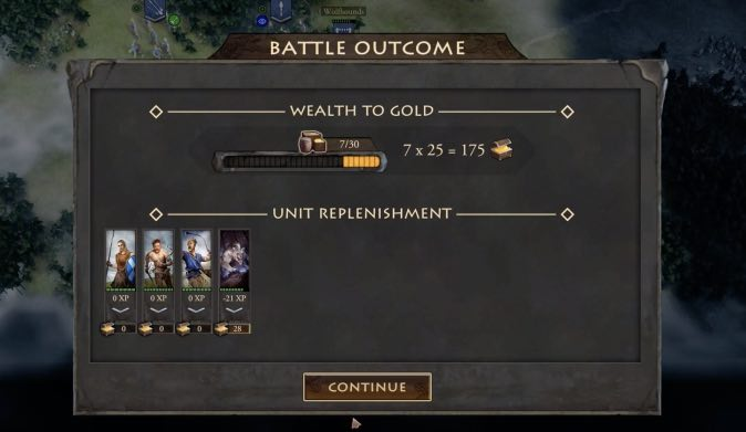 Fantasy General 2 tips