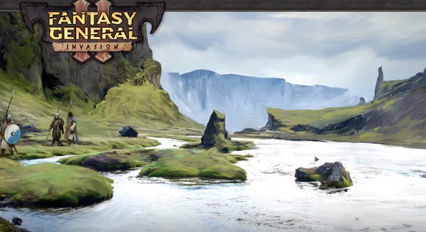 Fantasy General 2 tutorial