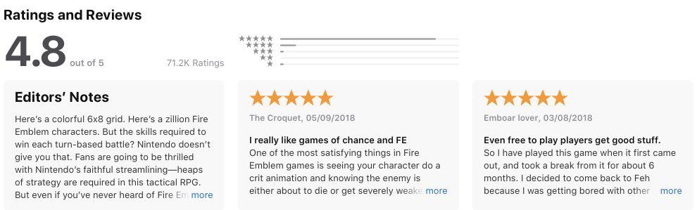Fire Emblem Heroes tutorial
