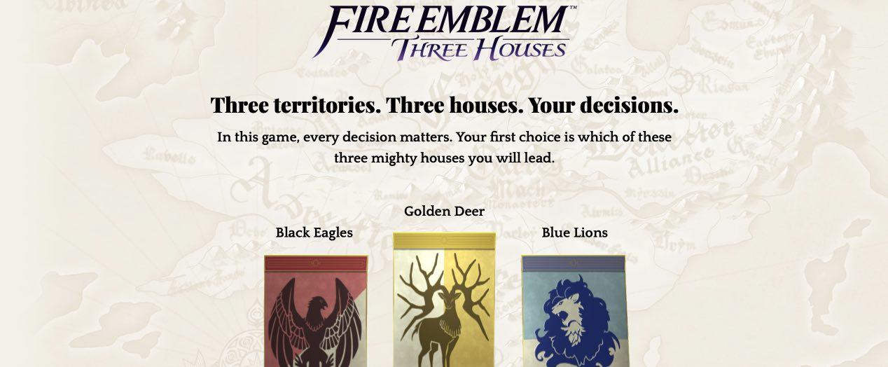 Fire Emblem Three Houses hack