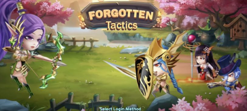 Forgotten Tactics hack