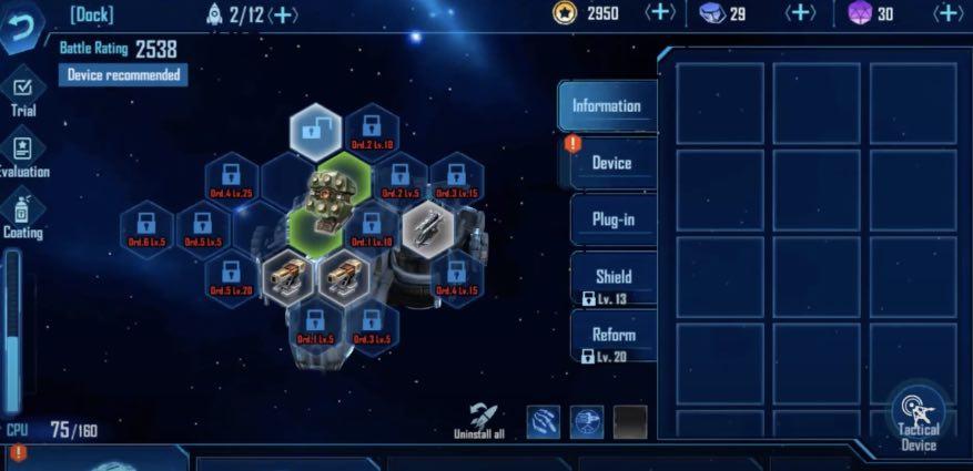 Galaxy Reavers 2 hack