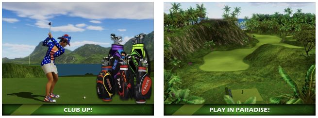Golden Tee Golf tips