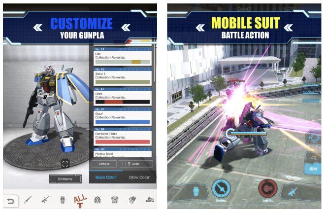 Gundam Battle Gunpla Warfare hack month card
