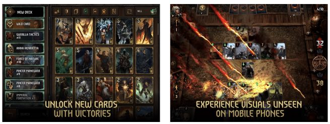 GWENT The Witcher hack