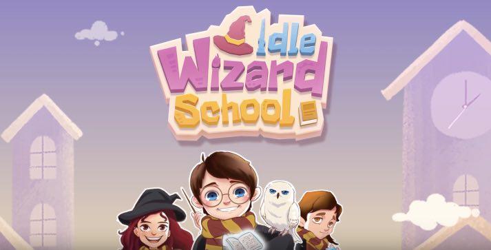 Idle Wizard School hack