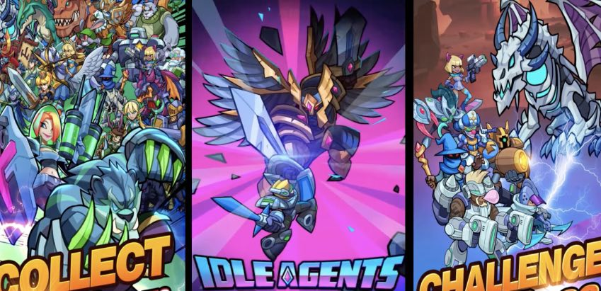 Idle Agents Evolved wiki