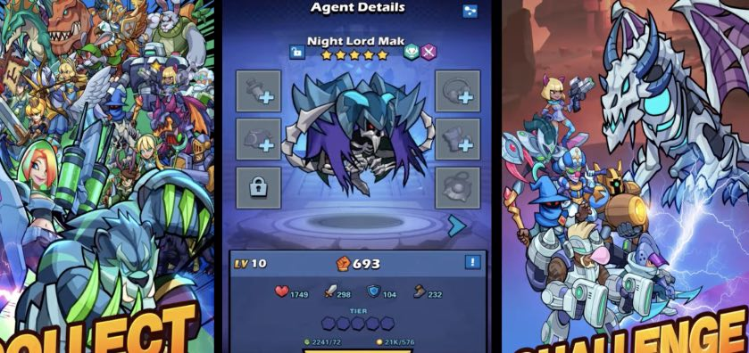 Idle Agents Evolved tips